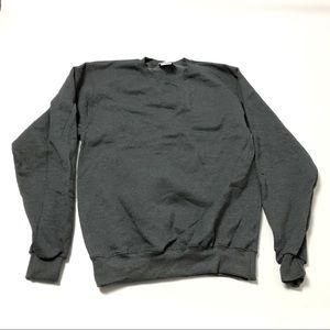 Champion ECO Authentic Logo Pullover Sweatshirt S